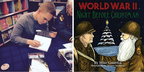 Mike Guardia - World War II, Night Before Christmas